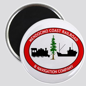 Mendo Model Railroad Magnets
